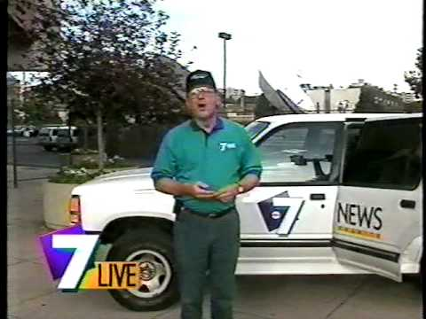 KMGH Denver Affiliation Switch Package & Liveshot (September 10, 1995)