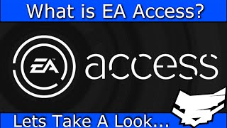 What is EA Access?