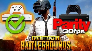 What's wrong with PUBG for Xbox One X - Colteastwood
