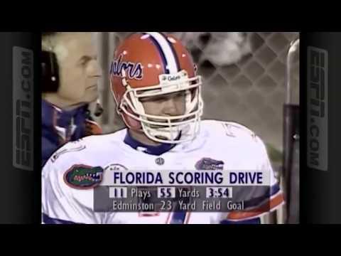 1995 Fiesta Bowl - #2 Florida vs. #1 Nebraska (HQ)