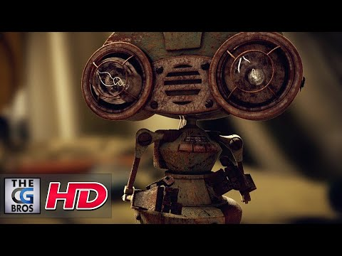 "CGI 3D Animated Short: ""Spark""  - by The Spark Team"