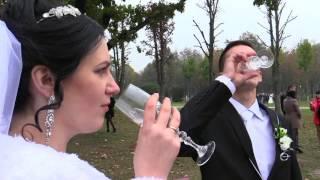 Свадебный клип-Евгений и Александра 17 октября 2015 года