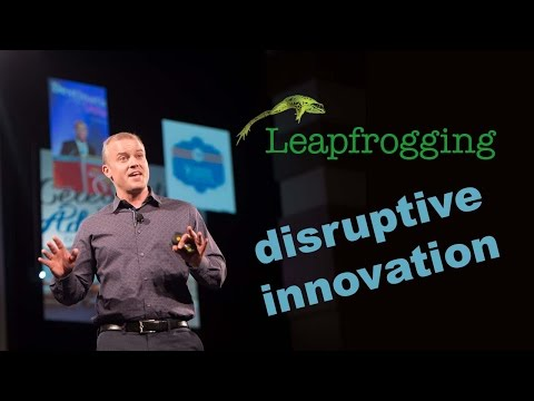 Innovation Keynote Speaker - Soren Kaplan on disruptive innovation, technology, & innovation culture