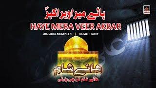 Vichora - Haye Mera Veer Akbar A.s - Shabab Ul Momineen - Karachi Party - 2019