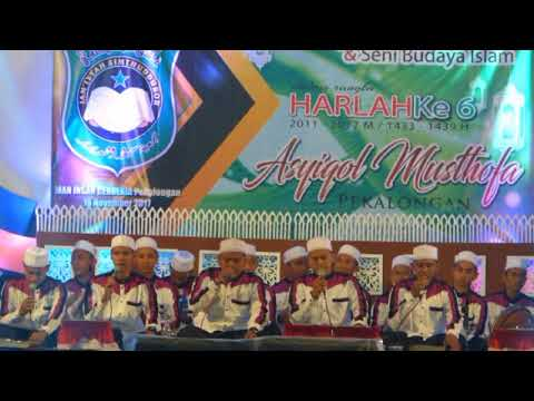 asyiqol musthofa - new NKRI HARGA MATI (live sholawat terbaru november 2017)