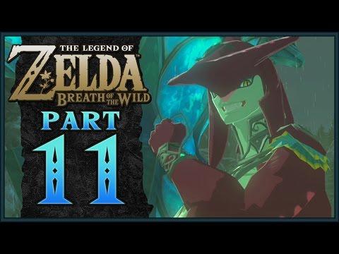 The Legend of Zelda: Breath of the Wild - Zora's Domain | Part 11