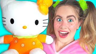 La canción de los tres gatitos pequeños - Canción Infantil | Canciones Infantiles con LaLa