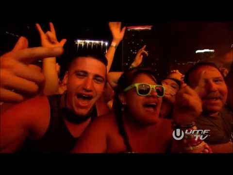 Hardwell - Intro UMF2016 + Live The Night