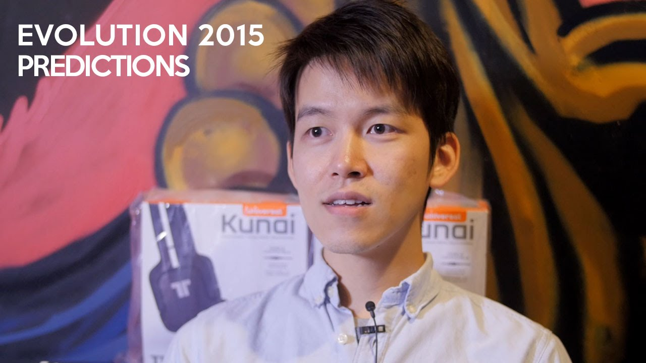 USFIV: Evolution 2015 Predictions with Laugh, Missing Person, and M. Lizard