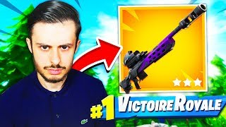 🔴 I DISCOVER THE NEW LEGENDARY SNIPER CHEAT ON FORTNITE! (top 1)