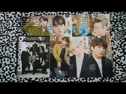 [UNBOXING]  BTS Billboard magazine Limited Edition Box Set