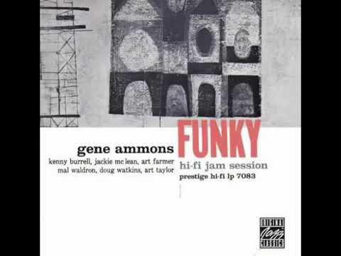 Funky - Gene Ammons [1957](USA)|Bop, Soul Jazz, Hard Bop