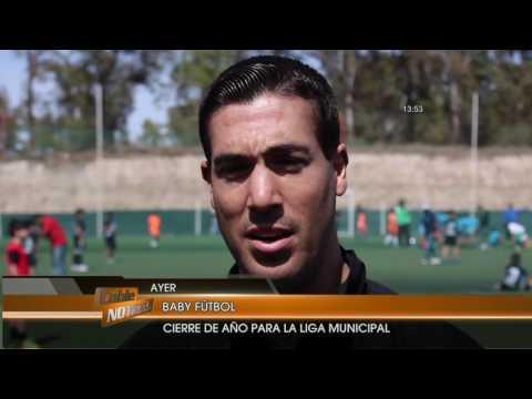 Finales para la Liga Municipal de Baby Fútbol