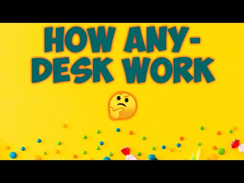 How to download anydesk - YouTube