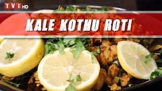 Kale Kothu Roti  Cooking Show  tviHD வஙக சமககலம  Episode 42  Canada