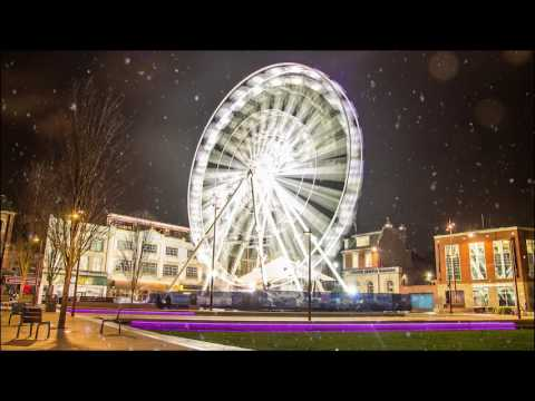 Leicester Christmas Lights Timelapse
