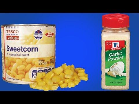 How To Make Garlic Sweetcorn For Fishing!