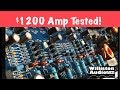 $1200 SQ Amplifier? Zapco Z-150.4LX Review and Amp Dyno Test