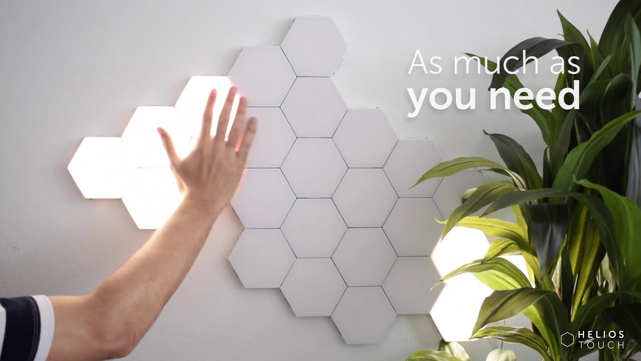 Helios Touch Sensitive Lighting You