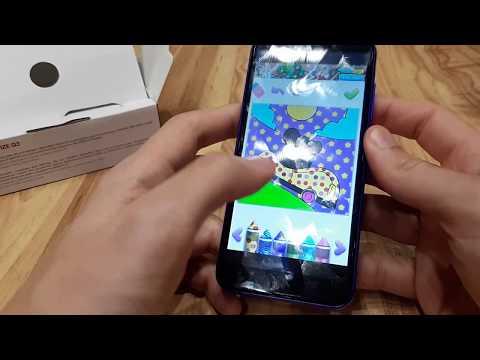 Смартфон для ребенка за 3000 рублей - Prestigio WIZE Q3