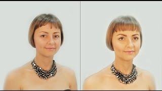 Как сделать естественный макияж| макияж Nude| красивый макияж| видеоурок по макияжу