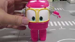 Robot Trenler - Oyuncak Büyük Boy Robot Trains, Kay - Duck