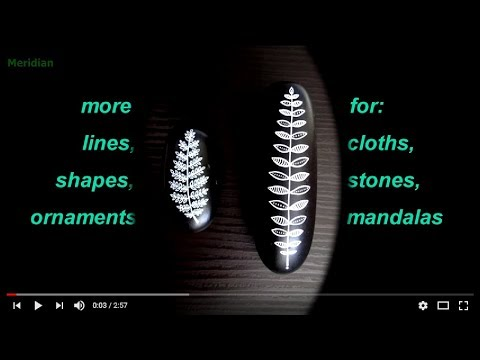 Lines, Ornaments for STONE CRAFT [HD] - tutorial part II