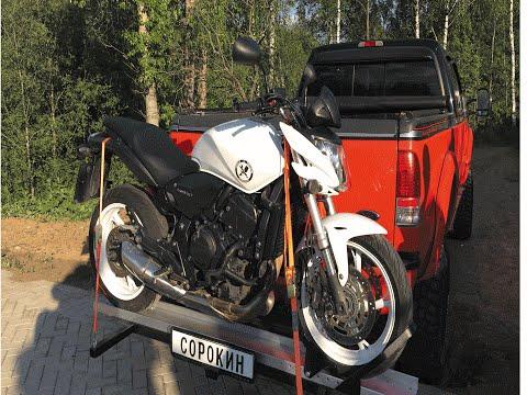 Площадка для транспортировки мотоциклов, СОРОКИН®
