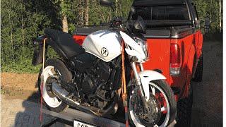 ОБЗОР: Площадка для транспортировки мотоциклов ТД СОРОКИН®
