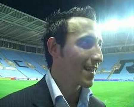 Mifsud Interview after wolves game