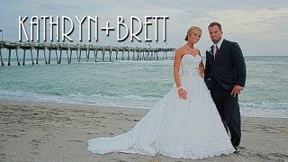 Sarasota Wedding Videography-Kathryn & Brett