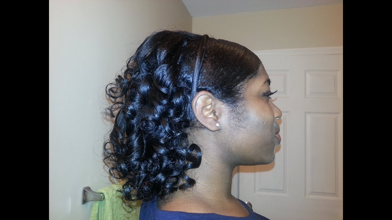 how to style hair with gel ecostyler gel flexi rods hairstyle 3350