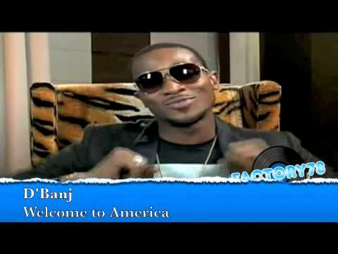 D'Banj BET Special - Welcome to America (FULL INTERVIEW)