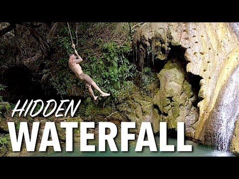 WE FOUND IT - Hidden Waterfall Romblon Island Philippines