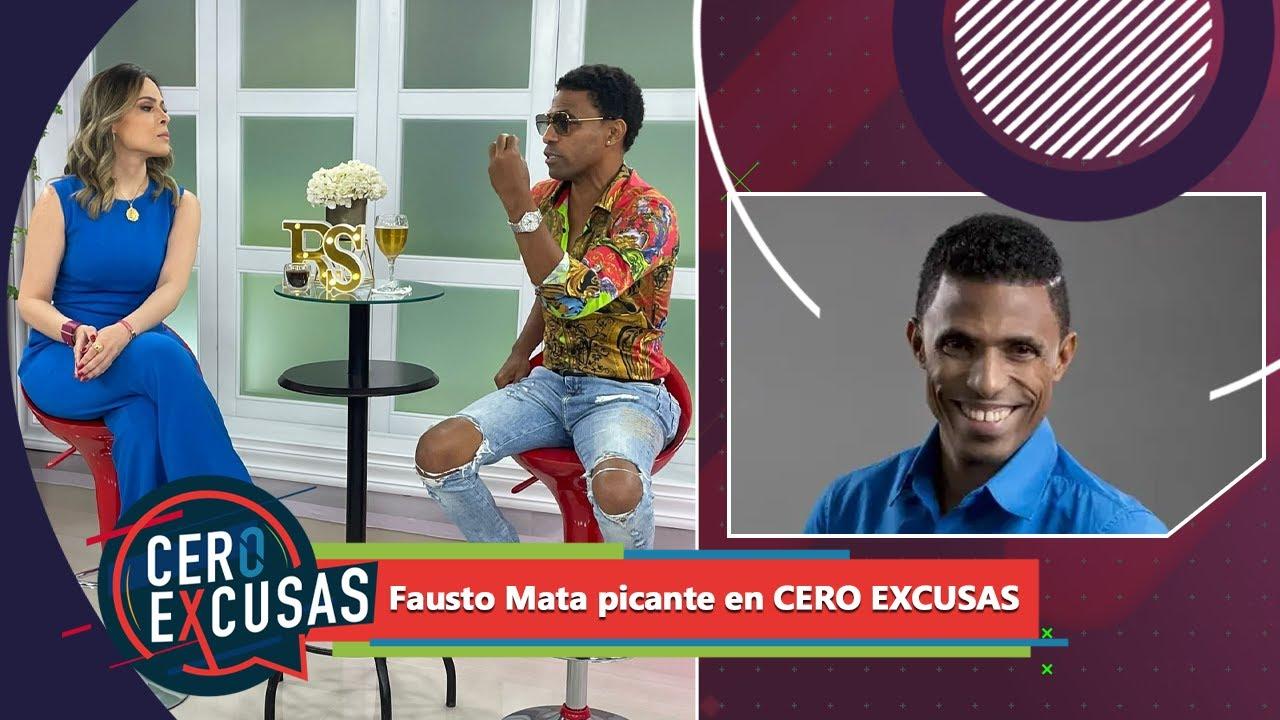 Fausto Mata se confiesa en CERO EXCUSAS