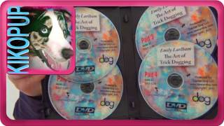 The Art Of Trick Dogging - Dog Trick Training Dvds