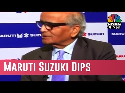 Shares Of Maruti Suzuki Drops Down| Sauda Aapka
