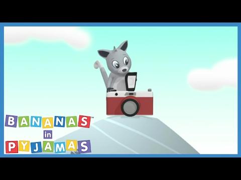Possum takes a selfie - Bananas in Pyjamas Official