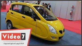 فيديو.. الحل الحضارى لأزمة التوك توك.. سيارة «المايسترو» صنع فى مصر