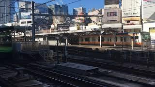 【ちゅうおうせん、やまのてせん】中央線快速 E233系 & 山手線 E235系@神田駅
