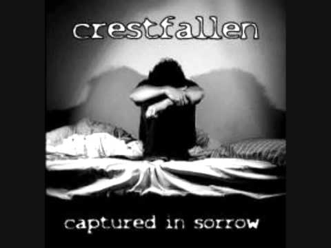 crestfallen - means to an end (audio sample)  *new*