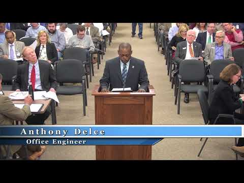 ODOT Commission Meeting- December 4, 2017