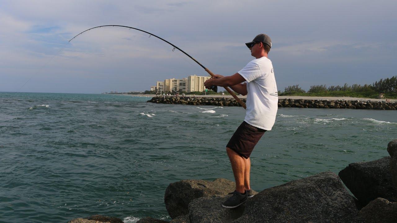 Best snook fishing spots revealed juno pier snook for Juno pier fishing report