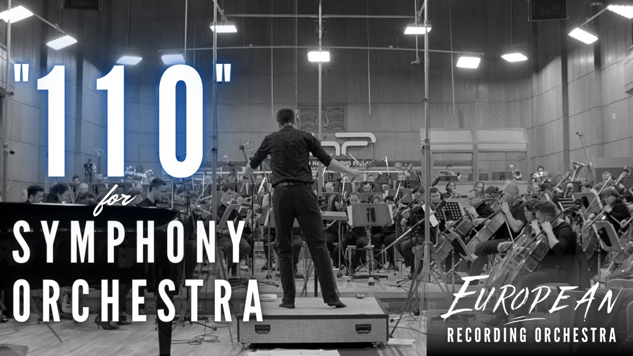 "Jeremy Leidhecker, ""110 for Symphony Orchestra"" - Sofia, Bulgaria"