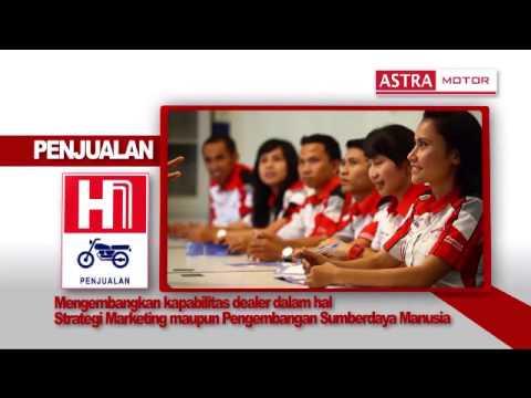 #AstraVirtue PT. Astra International - Honda Sales Operation (Astra Motor)