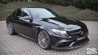 [Where's Shmee] Visiting Brabus with C 650, GLE 850 Coupe and Business Lounge - 2016 Episode 05