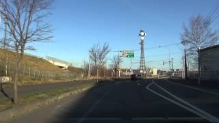 北海道道1152号芽室帯広インター線/西15号通:国道38号交点~芽室帯広IC[帯広市]