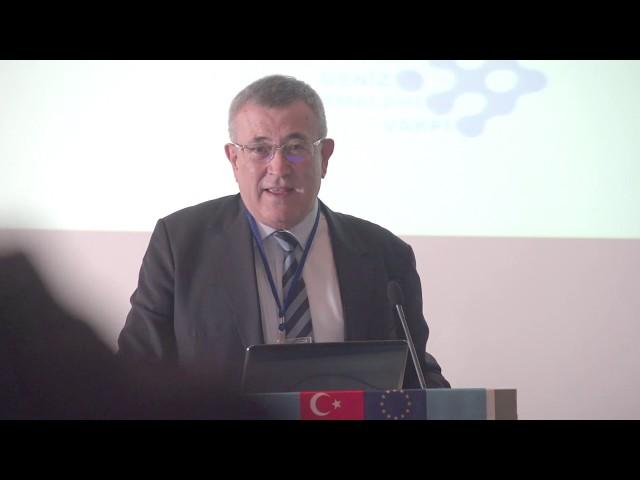 Antalya Büyükşehir Belediye Başkan Danışmanı Sn. İbrahim Evrim'in Proje Çalıştayı Açılış Konuşması