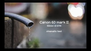 Canon 6D mark II + 50mm 1.8 st…