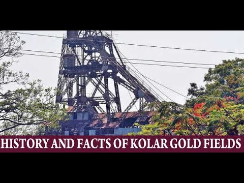 #KGF #NO1NEWS || #HISTORY AND FACTS ABOUT KOLAR GOLD FIELDS|| #BGML UNKNOWN  FACTS||